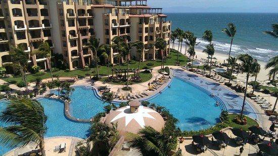 Villa La Estancia Beach Resort & Spa Riviera Nayarit: Vista