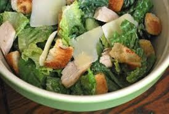 The Sugarshack Cakery: Try our fresh Chicken Caesar Salad