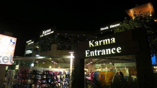 Karma Restaurant : Karma
