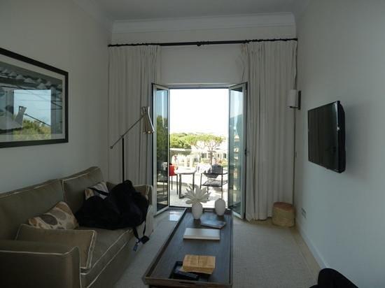 Praia Verde Boutique Hotel: le salon