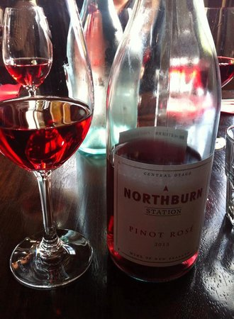 The Shed at Northburn Station: Pinot Rose - so delicious!