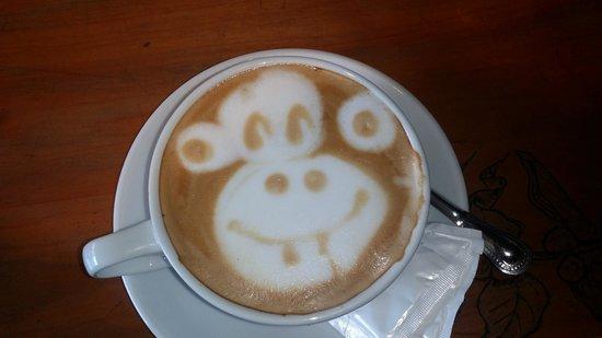 Cafe Rafá: Cappuccino