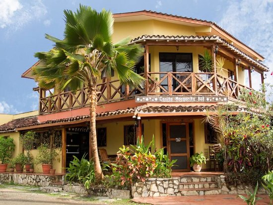Casita Margarita: Welcome, we are waiting for you