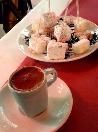 Cafe Lokum: кофе