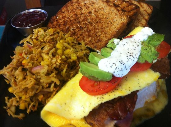 Peace Arch City Cafe: Breakfast served Daily until 11 AM