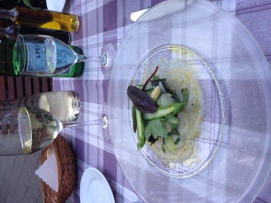 Gios' Fagiano Bar & Restaurant: Starter