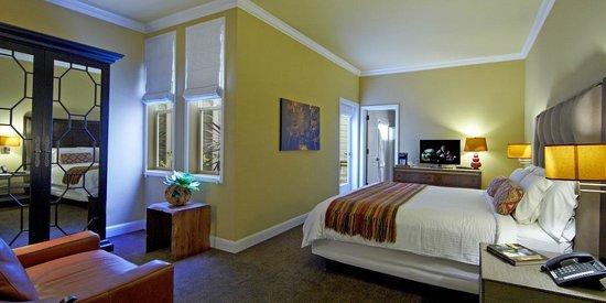 Wydown Hotel: Premium Atrium Room