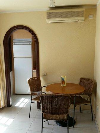 Fuentepark Apartamentos: Dining room area