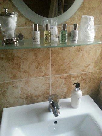 Autumn House Bed & Breakfast : Bathroom
