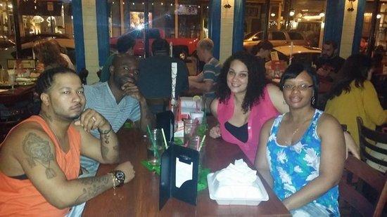 The Rum House Caribbean Taqueria: Great service!