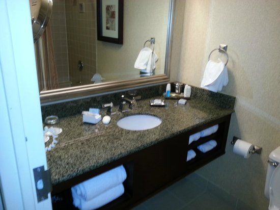 Omni Houston Hotel Westside : Bathroom