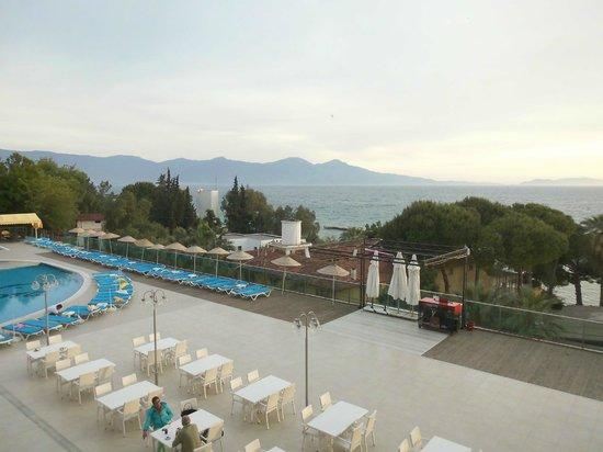 Arora Hotel: Mer