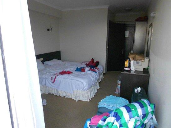 Arora Hotel: Chambre