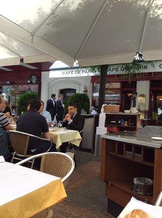 Chez Boubier Cafe de Paris: cafe' de Paris, Ginevra
