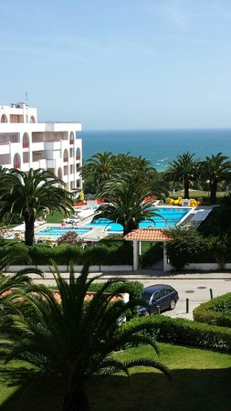 Be Smart Terrace Algarve: Vista do quarto 324