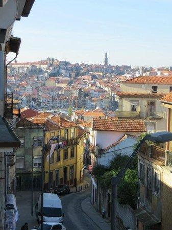 Gaia Porto Hostel: View from the window