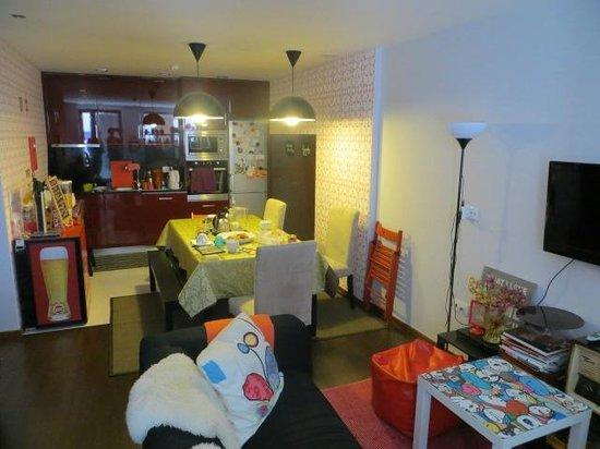Gaia Porto Hostel: Breakfast!