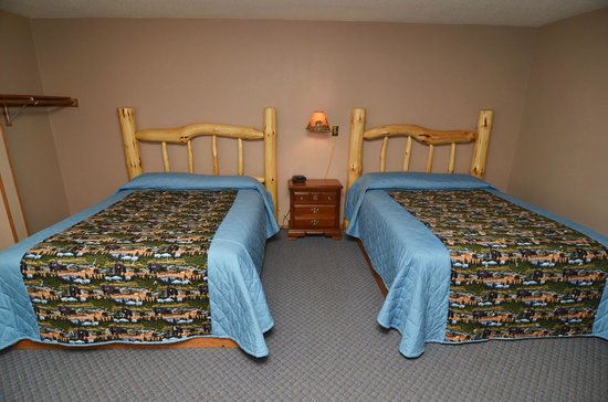 Clam Lake Junction: Comfortable, clean rooms