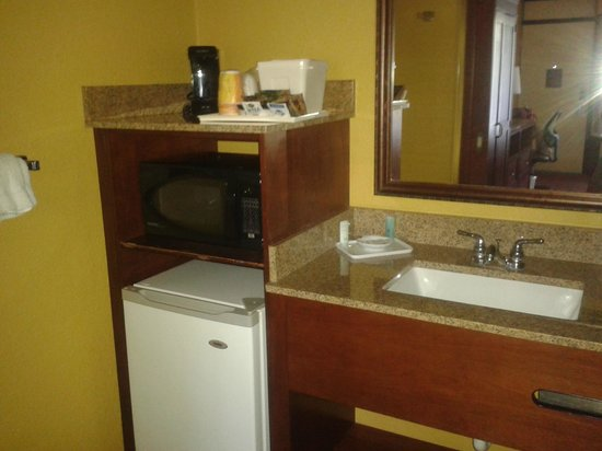 Clarion Inn Lake Buena Vista: Mini cozinha