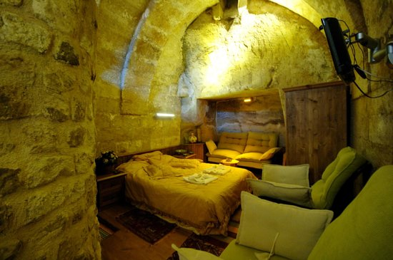 Urgup Inn Cave Hotel : dbl cave room