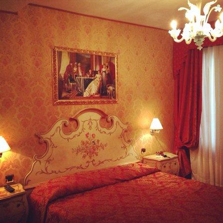 Antico Panada: La nostra stanza