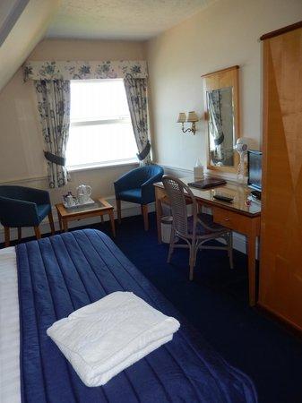 Grand Hotel Swanage: Bedroom