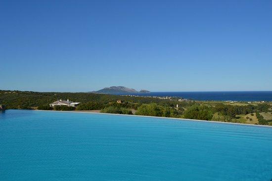 Hotel Luna Lughente : Pool