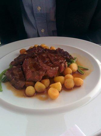 Hi-Res Restaurant: Angus beef