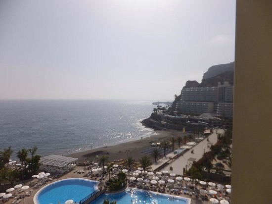 Suite Princess: from our balcony