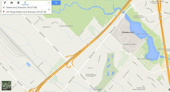 AGT Golf Driving Range: Beside Wild Water Kingdom 7855 Finch Ave. West