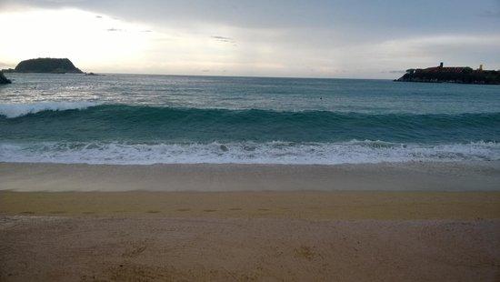 Barcelo Huatulco: Playa