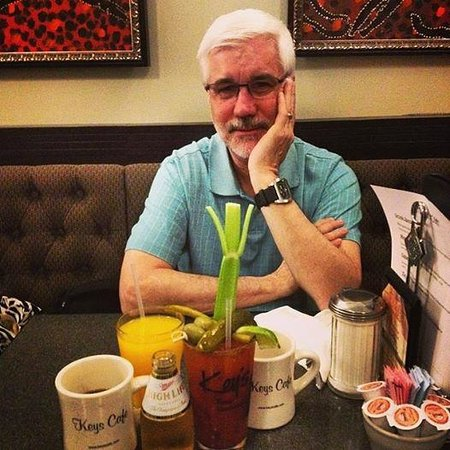 Keys Cafe - Nicollet Avenue: try the bloody mary.  A meal in itself.