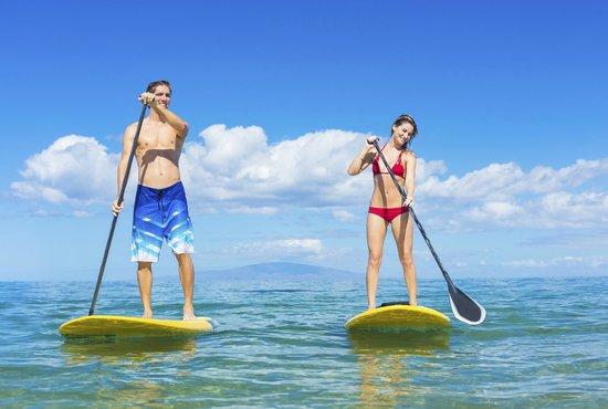 Go Paddle AZ : Perfect idea for a date