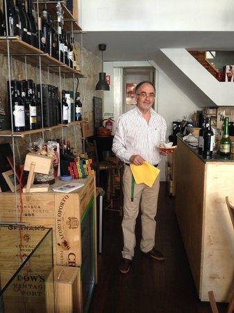Carlos Gartner, Inhaber des Linha22