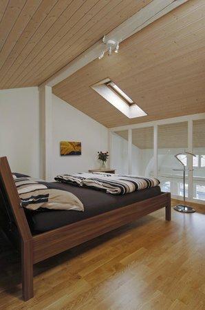 Apartments Justingerweg : Deluxe Apartment bedroom