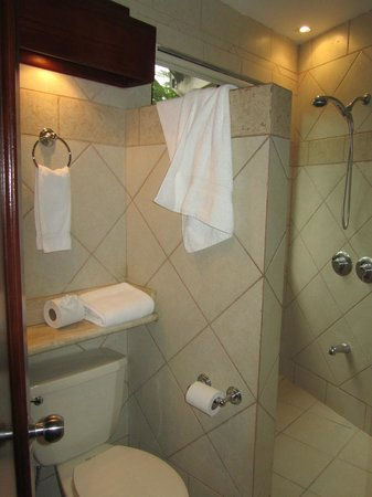 Tulemar Bungalows & Villas: more bathroom photos