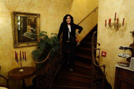 Boutique Hotel Campo de Fiori: Hotel Campo De'Fiori: Breakfast Room