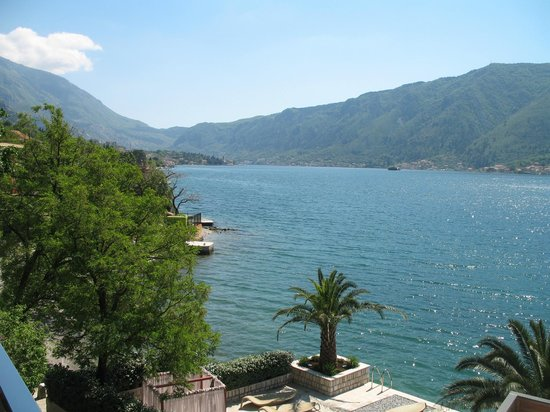 Forza Mare Hotel: bay of kotor