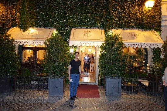 Hotel Dei Fiori Roma.Hotel Campo De Fiori Picture Of Boutique Hotel Campo De Fiori