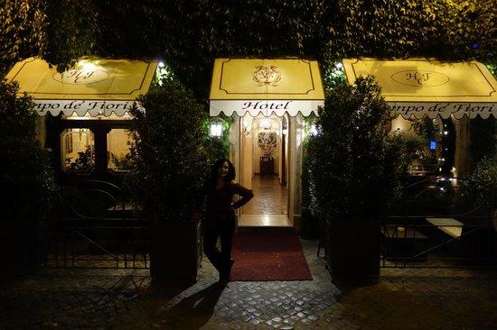 Boutique Hotel Campo de Fiori: Hotel Campo De'Fiori Rome