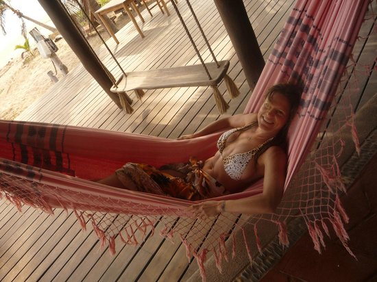Playa Viva : you can easily spend most of the day right here