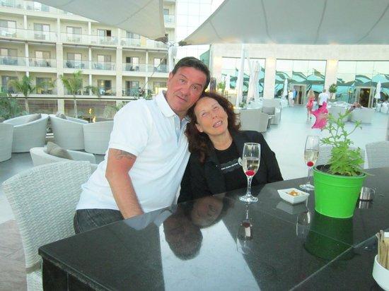 Paloma Pasha Resort : Bar de la Terrasse