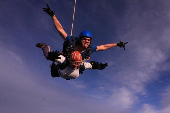Peterlee Parachute Centre: My skydive