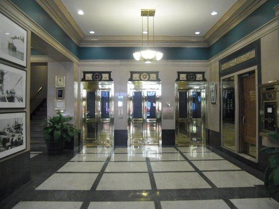 The Cotton Museum at the Memphis Cotton Exchange: Exchange
