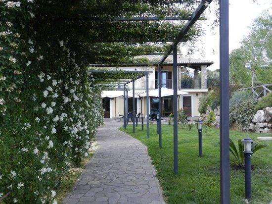 Il Vialetto Country House: Vialetto d'entrata