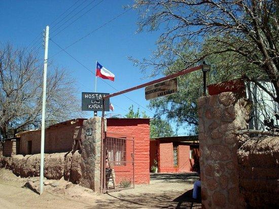 Hostal Las Kanas: Entrada do hotel