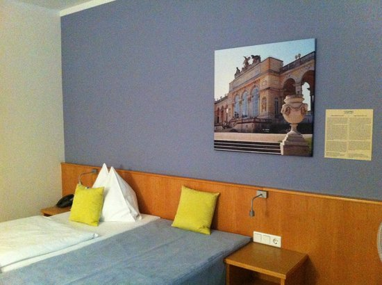 Das Capri.Ihr Wiener Hotel: Room 104