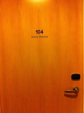 Das Capri. Ihr Wiener Hotel : Room 104
