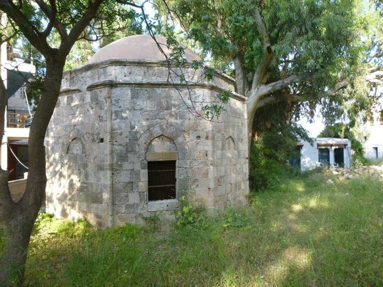 Medieval City: TZAMI TOU MOURAD REIS