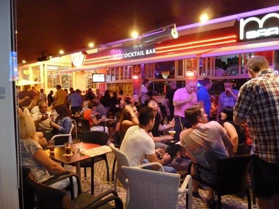 Vegas Bar: la,terrasse